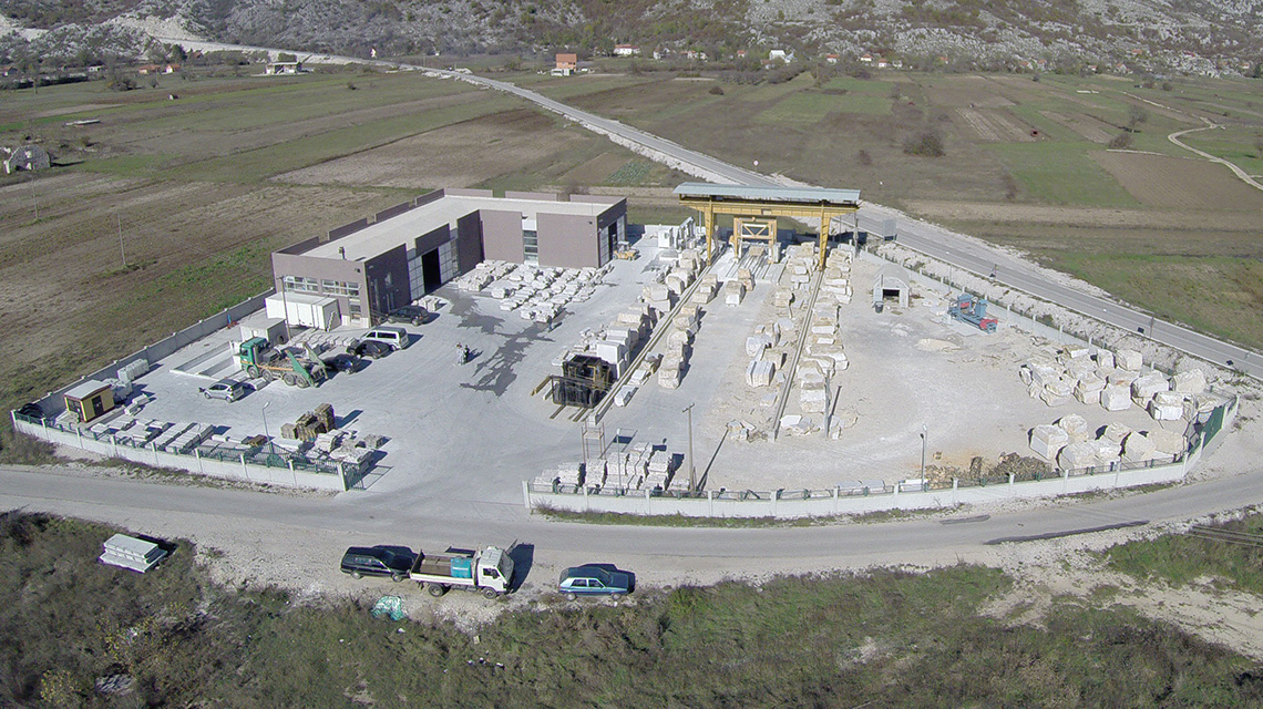 Fabrika obrade kamena Katunjanin
