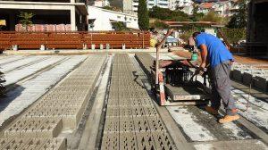 Proizvodnja betonskih blokova Katunjanin