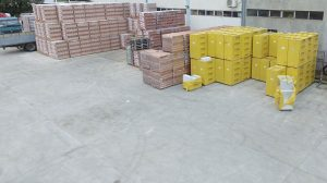 Stovariste građevinskog materijala Katunjanin
