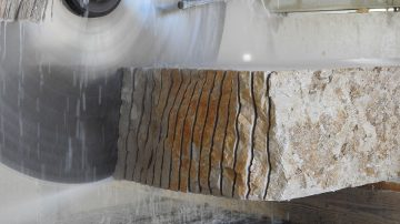 Stone production and processing