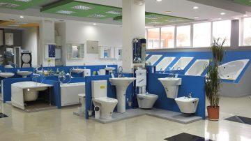 Ceramics and Sanitary Ware Store